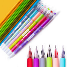 6 Pcs Candy Colorful Gel Pen Pens Escolar Stationery School Cute Office Supplies
