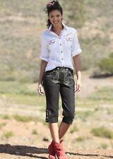 008d0e702731c 3/4 lange Damen-Trachtenhosen in Übergröße günstig kaufen | eBay
