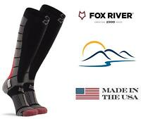 Fox River Adult GRENOBLE Lightweight Best WOOL Warm Over Calf Ski Sock #5993