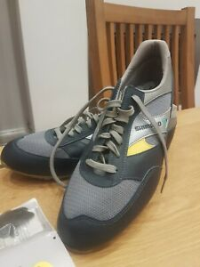 Brand New Older Style Shimano SPD Bike Cycling Shoes , Size 11 EU 45