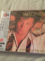 JACK WAGNER LIGHTING UP THE NIGHT 1985 JAPAN CD OBI WPCR 1ST PRESS New Gift