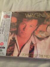 JACK WAGNER LIGHTING UP THE NIGHT 1985 JAPAN CD OBI  WPCR 1ST PRESS New Sealed