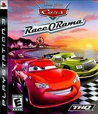 Disney: Pixar - THQ - Cars: Race-O-Rama - PS3 - Complete