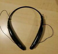 LG HBS-770 Tone Pro Wireless Headphones Neckband Bluetooth Headset (BLACK)