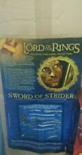 The Lord of the Rings Sword of Strider~ US SELLER Ships Fast! Fedex
