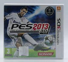 PRO EVOLUTION SOCCER 2013 (PES 2013 3D) - NINTENDO 3DS/2DS  NUOVO SIGILLATO ITA!