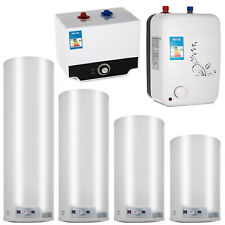 10/15/50/80/100/120L Electric Hot Water Heater Boiler Storage Tank Cylinder