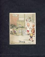 "J.Wix - 1936 - Henry - ""Safety Guard Inside Your Pants"""