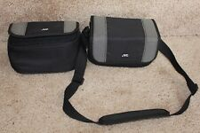 40 JVC storage camera bag compartment video lens case cover photography strap