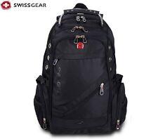 SwissGear men multifunctional travel backpack Hiking bag computer macbook bags