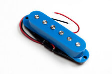 Blue azul Artec single coil pickup staggered pole SSC for Stratocaster guitar