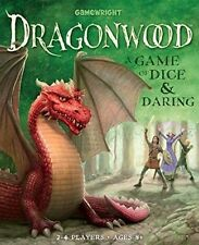 Dragonwood Dice and Card Game Gamewright Games Fantasy