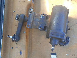 pajero power steering box wrecking pajero