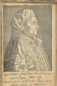 k65p20- Alter Kupferstich, Porträt en profil, mit vergoldetem Rahmen
