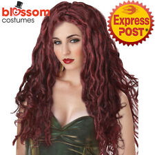 W555 Medusa Serpentine Goddess Costume Wig Hair Ancient Roman Greek Mythology