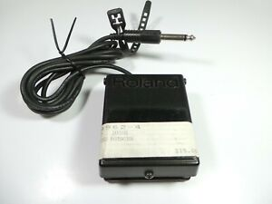 Roland Damper Pedal, Momentary Footswitch for Non-latch Operations