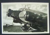 Original Postkarte Unsere Luftwaffe Junkers Ju 52   2.WK 2.WW