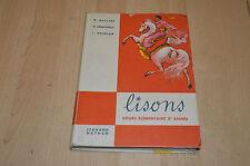 livre série LISONS / cours élémentaire 2e année CE2 - Fernand Nathan