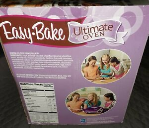 Easy Bake Oven Purple. New. Open box. Free shipping. Never used tampered