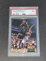 1992 Stadium Club MEMBERS Shaquille O'Neal PSA 9 Newly Graded RC Rookie