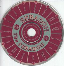 SEBADOH The Sebadoh 1999 UK 15-track promo CD