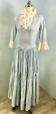 Vtg 60's Colonial 18th C reenactment Dress or Theater Costume-Martha Washington