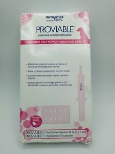 Proviable Digestive Health Supplement Kit for Medium/Large Dogs-30mL Exp 3/2022