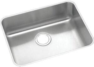 Elkay ELUHAD211545 Lustertone Classic ADA Stainless Sink