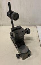 Support comparateur - Longueur 180 mm x largeur 50 mm x Hauteur totale 250 mm