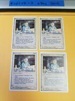 4x Samite Healer | Unlimited | MTG Magic The Gathering Cards