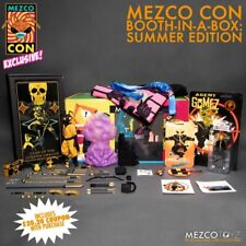 Mezco ONE:12 Mezco Con Booth-In-A-Box Clan of The Golden Dragon Gomez L IN HAND