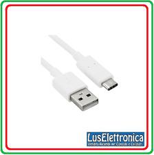 CAVO DATI E ALIMENTAZIONE USB TYPE C ORIGINALE LG NEXUS ONE G5