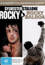 Rocky / Rocky Balboa NEW DVD (Region 4 Australia)