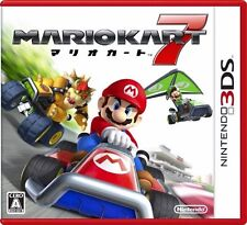 Nintendo 3DS Japan Super Mario Kart 7 Brand-new Tracking Number from Japan