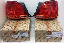 LEXUS OEM FACTORY REAR OUTER TAIL LAMP LENS SET 2000 GS400