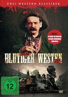 BLUTIGER WESTEN-BOX-EDITION (3 FILME) - ROGERS,ROY/HART,WILLIAM S.  DVD NEU