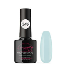 049 LETUTE™ Blue Sky Soak Off UV/LED Nail Gel Polish