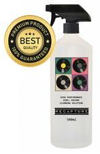 RECAPTURE Vinyl Record Cleaning Solution Fluid Liquid Cleaner 500ml BEST VALUE!
