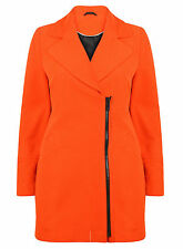 Marks and Spencer Zip Patternless Coats & Jackets for Women