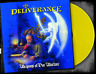 DELIVERANCE - Weapons of our Warfare (NEW*LIM.300 YELLOW VINYL*US SPEED METAL)