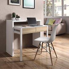 Escritorio de pc para el hogar ebay for Mesa de ordenador blanca
