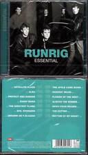 """RUNRIG """"Essential"""" (CD) 2011 NEUF"""