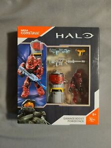 Damage Boost Power Pack Halo Mega Construx (FPJ24)