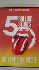 NEW! Rolling Stones 50 Years On Video [ RED Edition] 2DVD Bootleg from Japan F/S