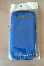 Samsung – coque rigide – Bleue - pour S3 – neuve Cette coque est neuve, jamais s