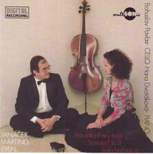 Bohuslav Pavlas/Hana Dvorakova-Janacek, Martinu, proprio-CD -