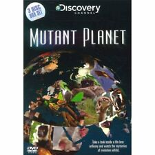 Discovery Channels Mutant Planet - DVD  WKVG The Cheap Fast Free Post