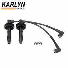 Volvo S40 V40 2000 2001 2002 2003 2004 Spark Plug Wire Set Karlyn/STI 1275603
