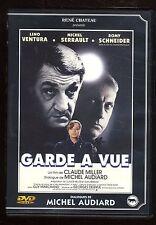 GARDE TIENE VISTA Claude MILLER VENTURA-SERRAULT-Romy SCHNEIDER DVD ZONA 2