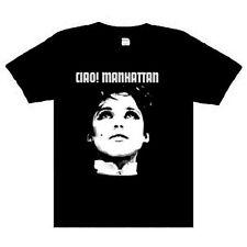 Edie Sedgwick Ciao Manhattan Music punk rock t-shirt  S-M-L- XL  NEW
